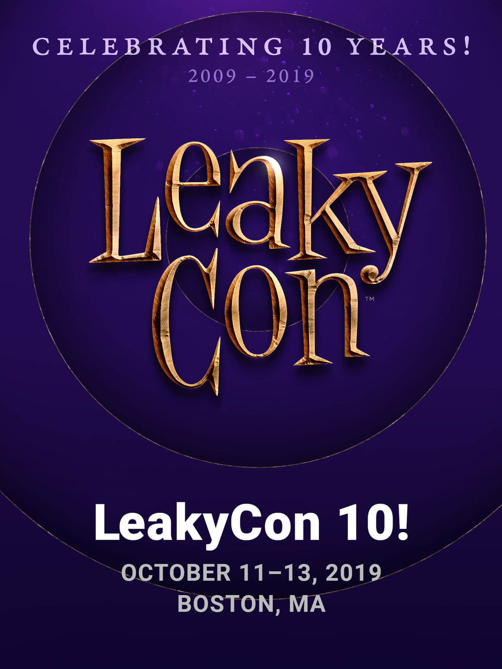 LeakyCon Boston